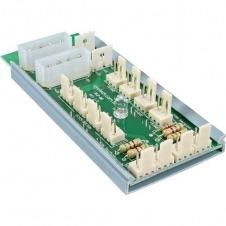 InLine Multi Port Panel - adaptador de alimentación de ventilador
