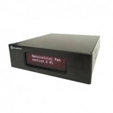 SilverStone FP54B Display Negro
