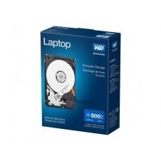 WD Laptop Mainstream WDBMYH5000ANC - disco duro - 500 GB - SATA 3Gb/s