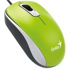 Genius DX-110 - ratón - USB - verde