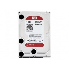 WD Red NAS Hard Drive WD10EFRX - disco duro - 1 TB - SATA 6Gb/s