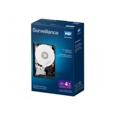 WD Surveillance WDBGKN0040HNC - disco duro - 4 TB - SATA 6Gb/s