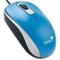 Genius DX-110 - ratón - USB - azul