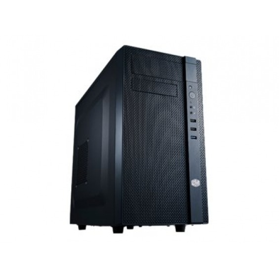 Cooler Master N200 - media torre - mini ITX / micro ATX