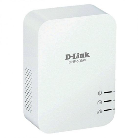 D-Link DHP-601AV Powerline AV2 1000 HD