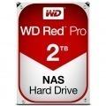 WD Red Pro NAS Hard Drive WD2002FFSX - disco duro - 2 TB - SATA 6Gb/s
