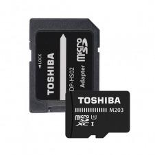 TARJETA DE MEMORIA MICRO SDXC UHS 64GB TOSHIBA CL10