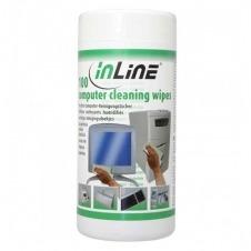 InLine pañuelos limpiadores