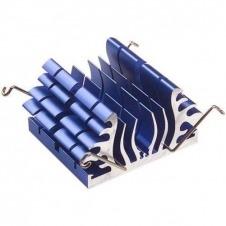 Revoltec RS015. Disipador chip Northbridge Azul