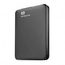WD ELEMENTS Almacenamiento portátil WDBUZG0010BBK - disco duro - 1 TB - USB 3.0