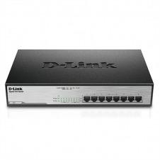 D-Link DGS-1008MP Switch 8xGB PoE