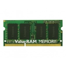 Kingston ValueRAM - DDR3 - 2 GB - SO DIMM de 204 espigas