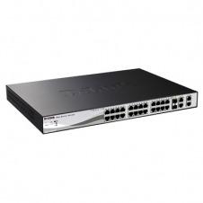 D-Link DGS-1210-28P Switch 24xGB PoE 4xSFP