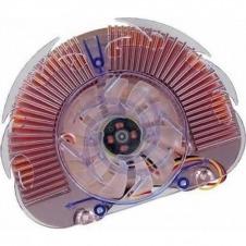 Revoltec RS020. VGA cooler con LUZ. Graphic Freezer