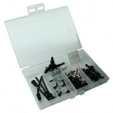 Inline 36216I. Kit Anti-vibración para HD y Ventiladores. 46 piezas