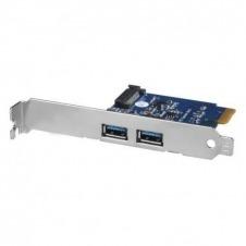 Lian Li IB-06. Tarjeta PCI-E 1X con dos salidas USB 3.0