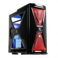 Thermaltake Xaser VI MX Negra-Rojo con ventana