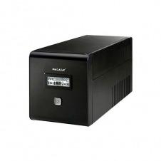SAI/UPS 1000VA PHASAK DISPLAY LCD AVR 2XSCHUKO PH 9410