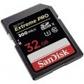 SANDISK EXTREME PRO SDHC 32GB 300MB/S