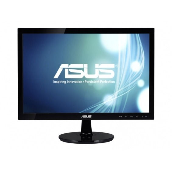 ASUS VS197DE - monitor LED - 18.5