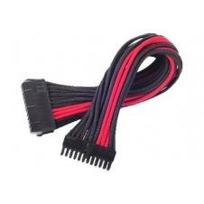 SilverStone PP07 - cable alargador de alimentación - 30 cm