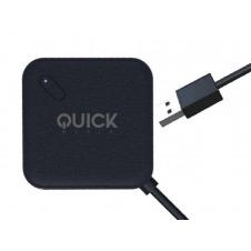 QUICKMEDIA HUB 4 PUERTOS USB 3.0 QMH304PB