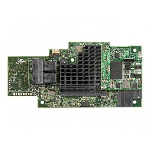 Intel Integrated RAID Module RMS3CC040 - controlador de almacenamiento (RAID) - SATA 6Gb/s / SAS 12Gb/s - PCIe 3.0 x8