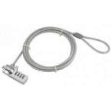 Gembird LK-CL-01 Plata cable antirrobo