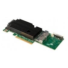 Intel Controladora RAID PCIe RMS25KB040 924455 (Sin cables)