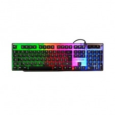TECLADO THE G-LAB GAMING KEYZ-NEON/SP MULTICOLOR