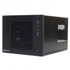Silverstone SG05BB-LITE USB 3.0 (MINI-ITX) Negro