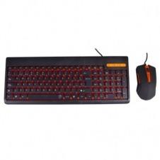 BL Kit teclado+raton Negro Home advance BL-1857
