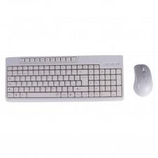 BL Kit teclado+raton Blanco Office multimedia BL-1901