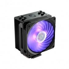 DISIPADOR COOLERMASTER HYPER 212 RGB BLACK EDITION