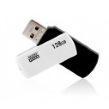 MEMORIA USB GOODRAM 128GB UCO2 BLACK&WHITE USB 2.0