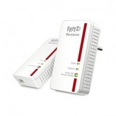 AVM FRITZ!Powerline 1240E - WLAN Set - puente - 802.11b/g/n - conectable en la pared