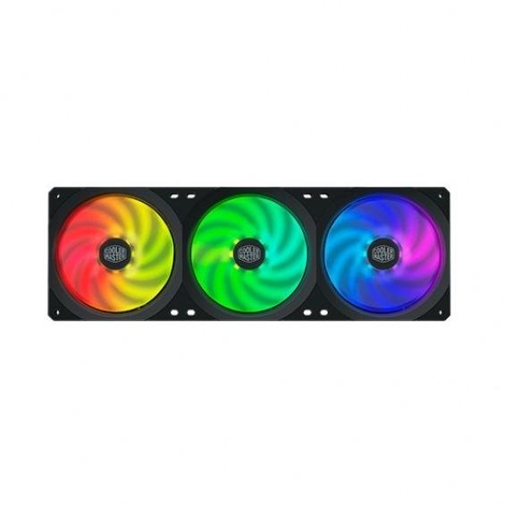 VENTILADOR 360X120 COOLER MASTER SF360R ARGB