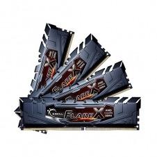MODULO MEMORIA RAM DDR4 4x8GB PC3200 G.SKILL FLARE X CL14