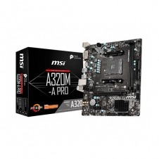 PLACA BASE MSI AM4 A320M A PRO