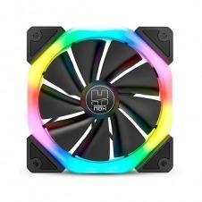 VENTILADOR 120X120 NOX HUMMER S-FAN ARGB RAINBOW