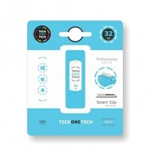 PENDRIVE 32GB TECH ONE SMART CLIP