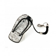 PENDRIVE 16GB TECH ONE TECH CHANCLA TRIBAL BLACK