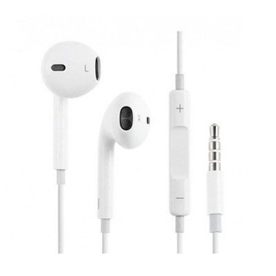 Apple EarPods - auriculares internos con micro