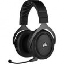 AURICULARES GAMING CORSAIR HS70 PRO WIRELESS 7.1 NEGRO