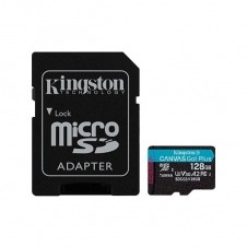 MEM MICRO SDXC 128GB KINGSTON CANVAS GO UHS-I CL10