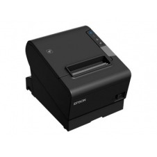 IMPRESORA EPSON TM-T88VI TICKETS ETHERNET, SERIE Y USB COLOR NEGRA
