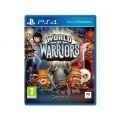 JUEGO SONY PS4 WORLD OF WARRIORS