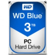 DISCO WD BLUE 3TB SATA6 64MB