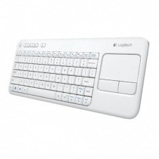 Logitech Wireless Touch Keyboard K400 Plus - teclado - Español