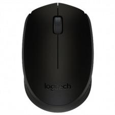 Logitech B170 - ratón - 2.4 GHz - negro